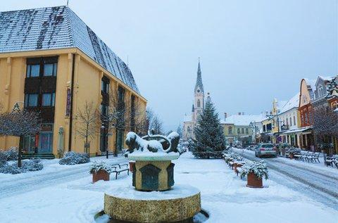 Téli pihenés a hangulatos kisvárosban, Kőszegen