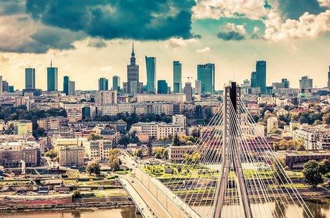 Családi kikapcsolódás egész évben Varsóban