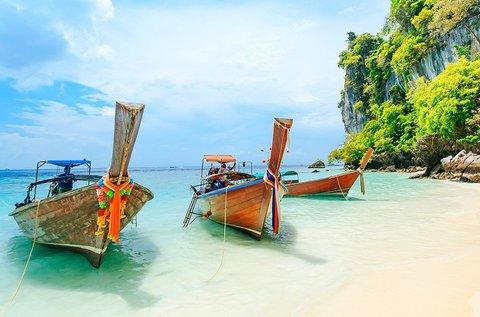 10 napos varázslatos utazás Phuket szigetére