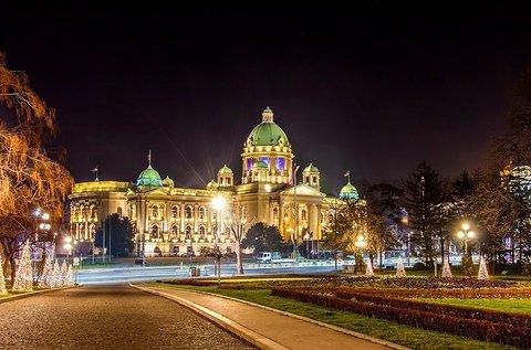 Adventi buszos utazás Újvidékre és Belgrádba