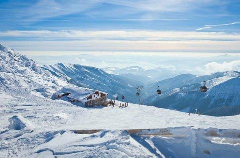 Páratlan téli élmények a Chopok-hegy csúcsa alatt