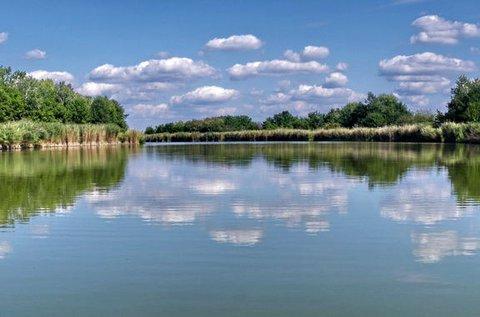 3 napos feltöltődés április végéig a Szelidi-tó partján