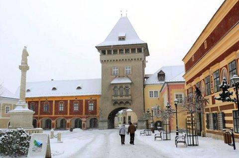 3 napos téli feltöltődés Kőszeg belvárosában