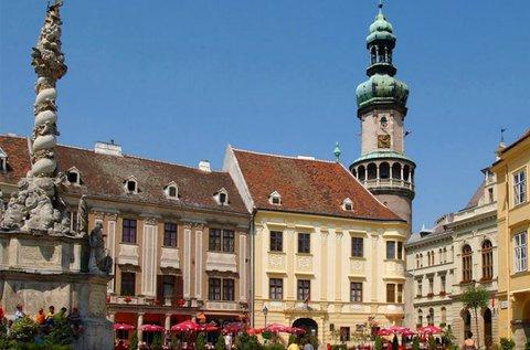 3 napos pihenés december közepéig Sopronban