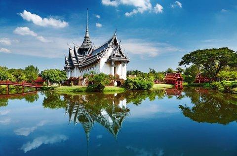 1 hetes egzotikus pihenés Thaiföldön repülővel