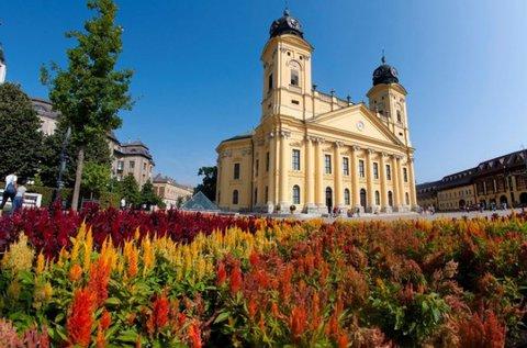 Őszi-téli lazítás Debrecen szívében, hétvégén is