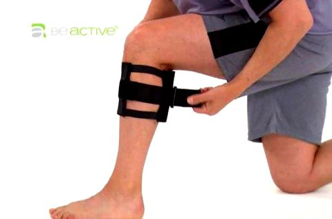 Be Active térdrögzítő oldalmerevítéssel