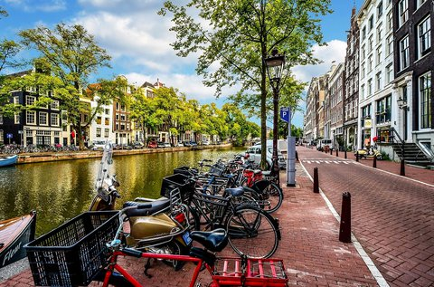 3 napos városlátogatás Amszterdam közelében