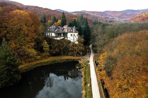 Aktív őszi-téli feltöltődés a vadregényes Zemplénben