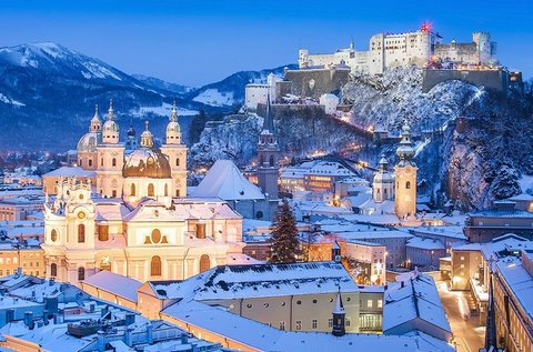 Adventi élmények Salzburgban és környékén