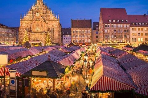 Adventi utazás Nürnbergbe és környékére