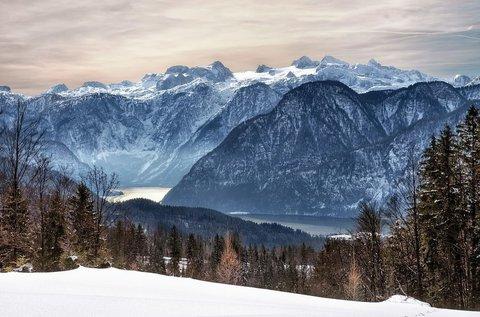4 évszakos aktív feltöltődés a Dachstein lábánál