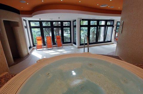 Kényeztető wellness és fürdőzés Gyulán