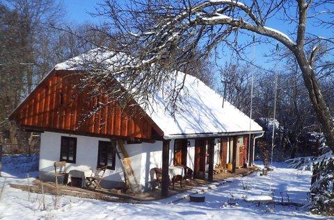 Vidéki romantika az Őrségi Nemzeti Parkban