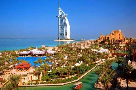 Téli luxus pihenés a legek városában, Dubai-ban