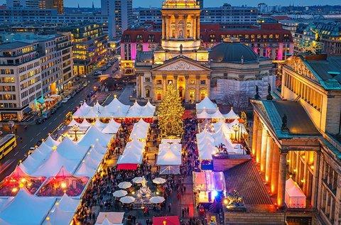 Adventi városnézés a német fővárosban, Berlinben