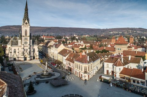 Kisvárosi romantika és wellness Kőszegen