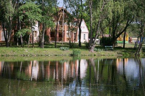 Téli feltöltődés Bikácson, az egykori Zichy birtokon
