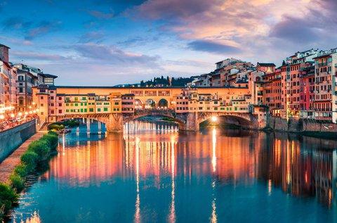 Téli pihenés Firenzében, a művészetek fővárosában