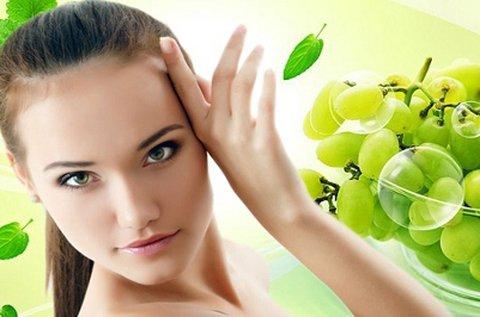 Tokaji aszús hidratáló anti-aging arckezelés