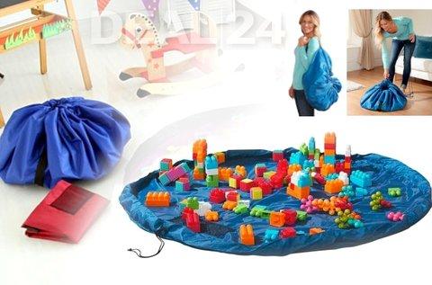 Összehúzható játék szőnyeg kül- és beltérre
