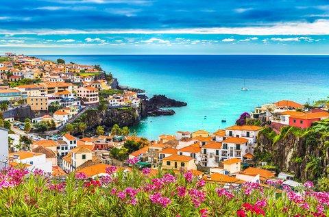 Vakáció az örök tavasz szigetén, Madeirán