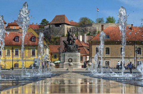 3 napos lazítás márciusig Eger barokk belvárosában