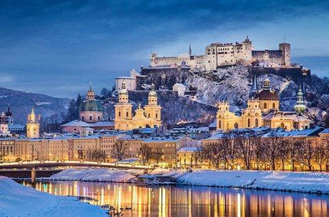 Családi pihenés Mozart városában, Salzburgban