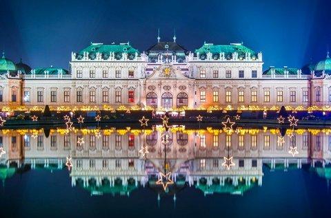 Hétvégi pihenés március végéig a gyönyörű Bécsben