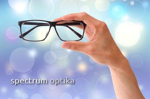 1 db komplett szemüveg látásvizsgálattal