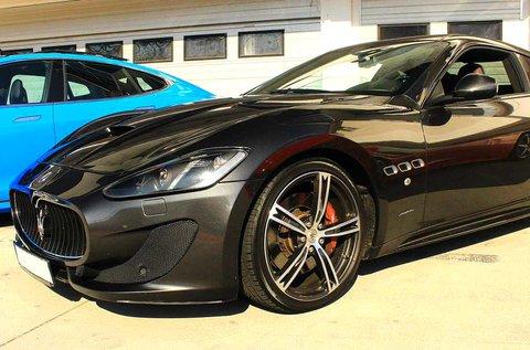 Maserati GranTurismo vezetés 12 körön át