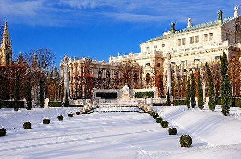 Téli élmények az osztrák fővárosban, Bécsben
