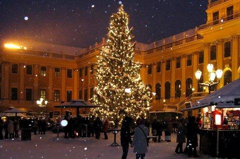 Újévi buszos kirándulás 1 főnek Bécs belvárosában
