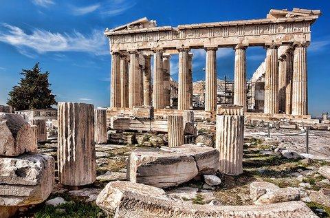 Fedezzétek fel Athén látnivalóit 3 nap alatt!