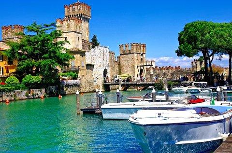 8 napos júliusi körutazás Észak-Olaszországban