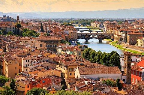 3 napos lazítás márciusig a sokszínű Firenzében