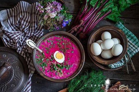 Orosz főzőklub autentikus családi receptekkel