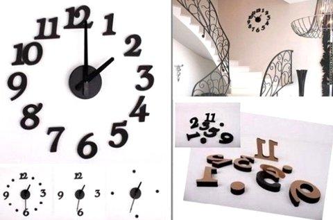 Dobd fel lakásod hangulatát egy design faliórával!