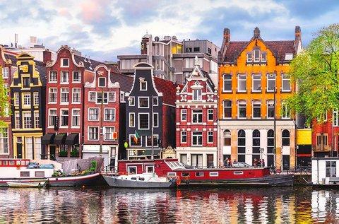 3 napos luxus pihenés télen Amszterdamban