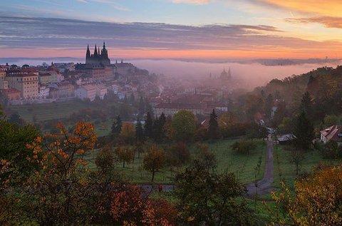 3 napos látogatás az arany városban, Prágában