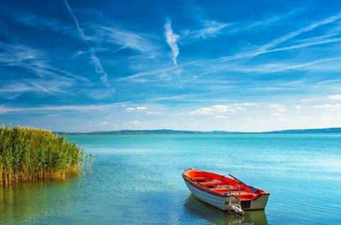 Stresszmentes nyári hétköznapok a Balatonnál