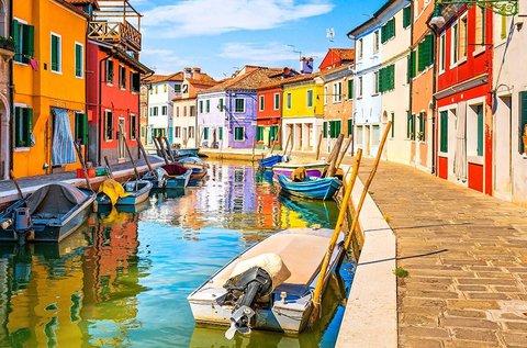 Augusztusi hosszú hétvége az olasz tengerparton