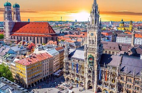 Fedezzétek fel München forgatagát 3 nap alatt!