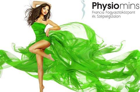 Physiomins testkezelő program a tartós fogyásért