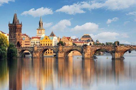 Családi élmények egész évben a mesés Prágában