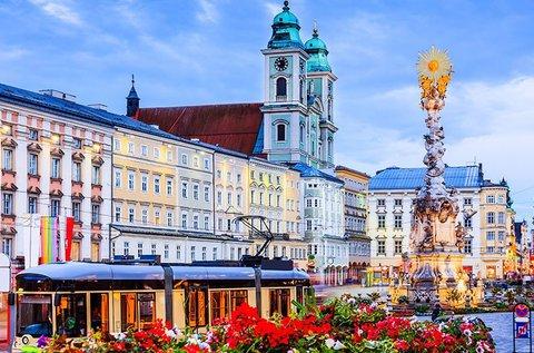 3 napos téli kirándulás Linzben