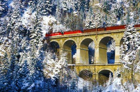Adventi kirándulás 1 főre vonatozással Ausztriában