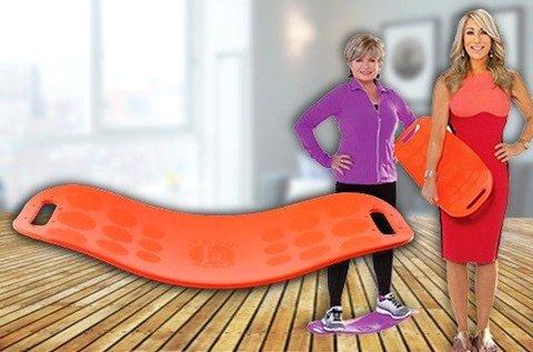 Twist Board testforgató eszköz otthoni edzéshez