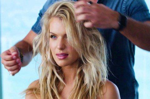 Melegollós hajvágás Joico Boost volumennöveléssel