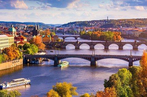 3 napos barangolás a száztornyú Prágában